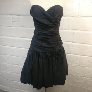 Positively Ellyn Gorgeous Vintage Strapless Dress